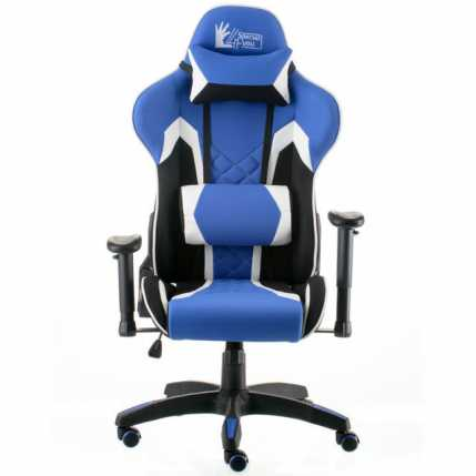 Кресло ExtremeRace 3 black/blue Special4You